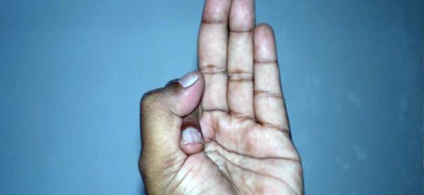 Μούντρες: Η Γιόγκα των δακτύλων